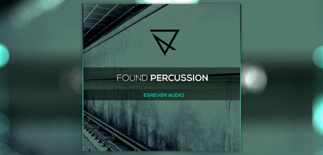 Free Found Percussion Sample Pack