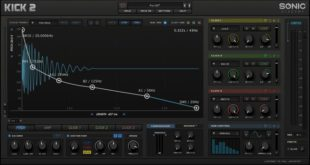 KICK 2 – Drum Synthesizer Plugin by Sonic Academy