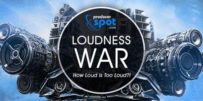 Loudness War - How Loud is Too Loud