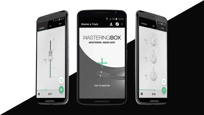 MasteringBOX Android App