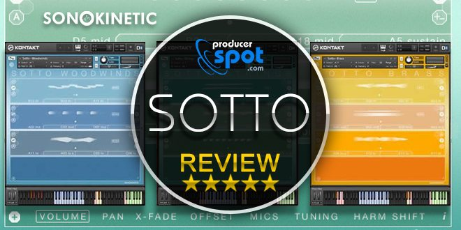 Sotto - Orchestra Virtual Instrument