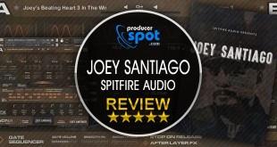 "Spitfire Audio ""Joey Santiago"" Kontakt Library"