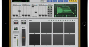 Vatanator iPad Drum Machine App