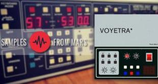 Voyetra From Mars Sample Pack