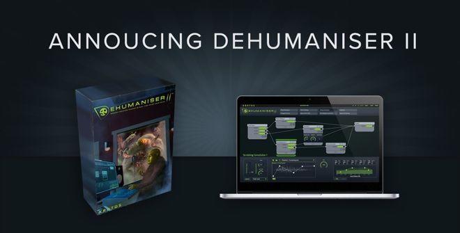 Dehumaniser II - Sound Design Tool