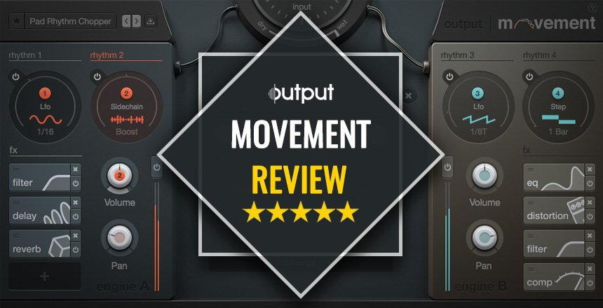 Output Movement Plugin Review