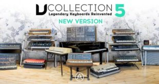 V Collection 5 + 5 New Legendary Keyboards by Arturia