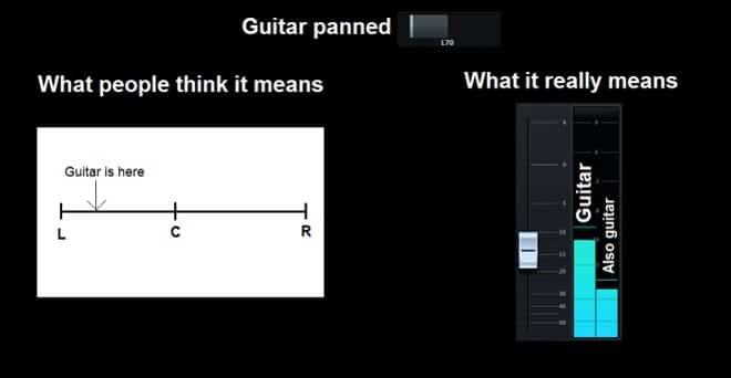 Audio Panning Tips