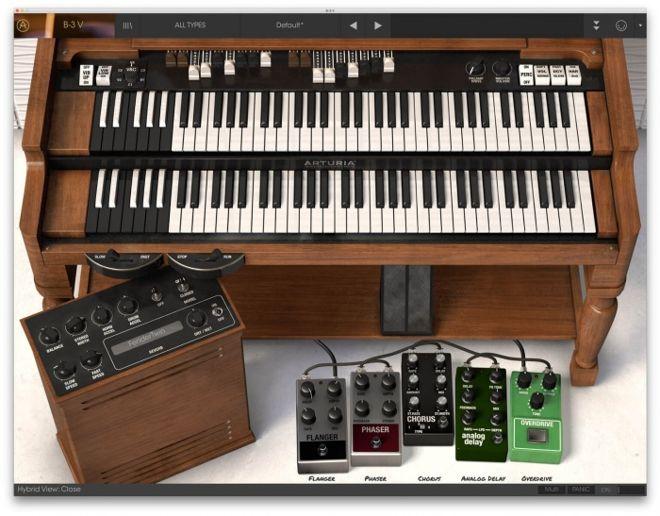 B 3 Virtual Instrument