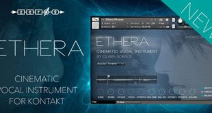 Ethera Kontakt Cinematic Vocal Instrument by Zero-G