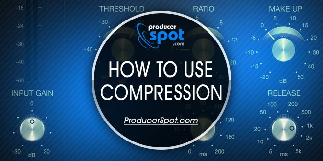 How To Use Audio Compression