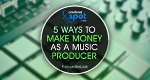 5 Sure Shot Ways to Make Money as a Music Producer