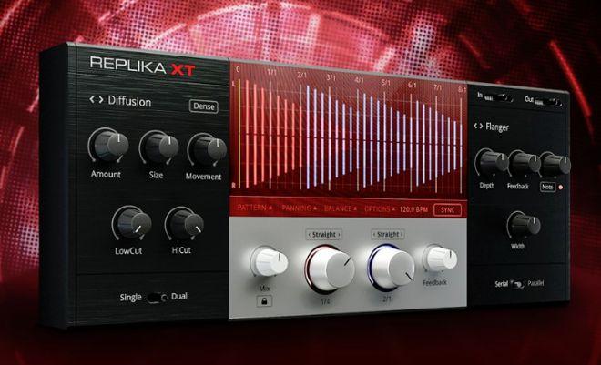 Native Instruments REPLIKA XT