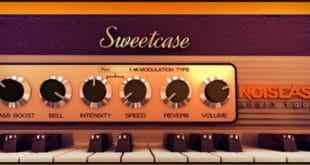 Sweetcase Free Vintage Electric Piano by Noiseash