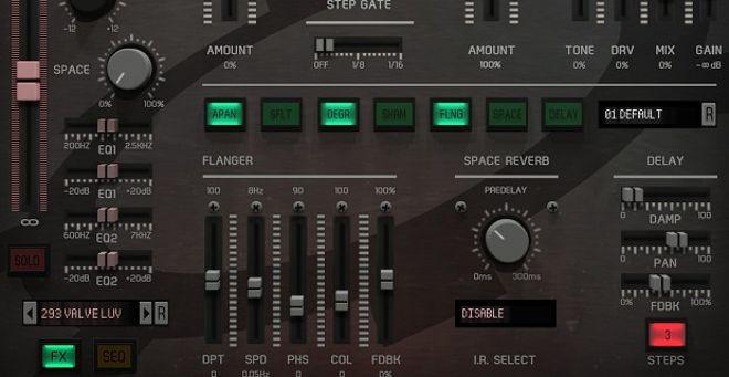 Synferno Kontakt Instrument