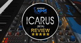 Review: Icarus Synthesizer (Beta Version) by Tone2