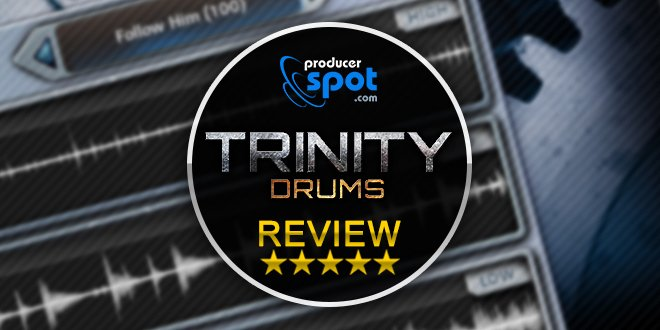 Review Trinity Drums