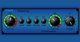 Vocal King FREE VST Plugin by J-Hud-Studio