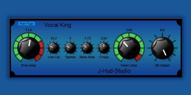 Vocal King FREE VST Plugin