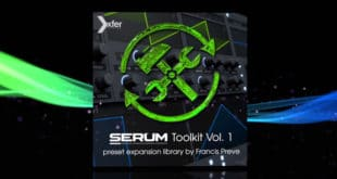 Serum Toolkit Volume 1 – Official Pack by Xfer Records