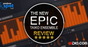 "Review: ""New Epic Taiko Ensemble"" by 8Dio"