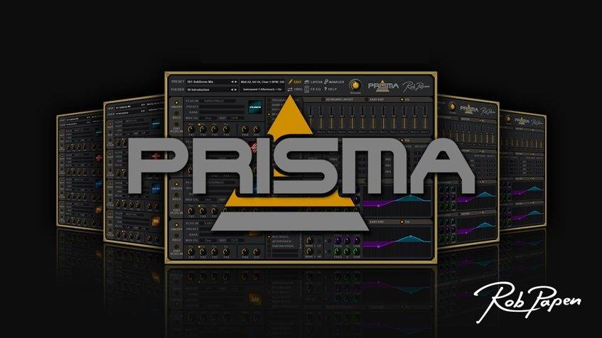 Rob Papen PRISMA Plugin