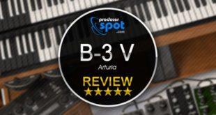 Arturia B-3 V Review
