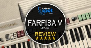 Arturia Farfisa Review