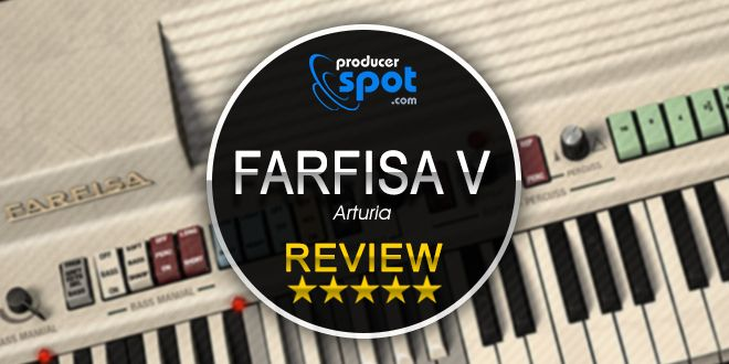 Arturia Farfisa Review