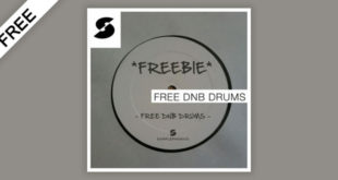 Free DNB Drums Sample Pack by Samplephonics