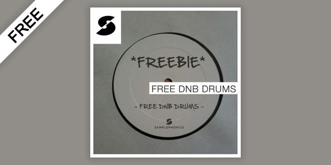Free DNB Drums Samples