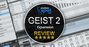 Review: Geist 2 Beat Machine by FXpansion