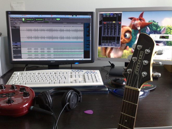 Home Recording Studio