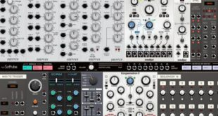 Modular Synthesizer Plugin Released by Softube