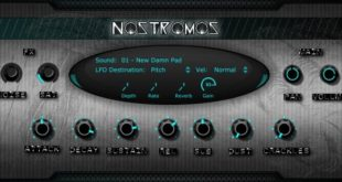 Nostromos Cinematic Plugin Instrument by SampleScience