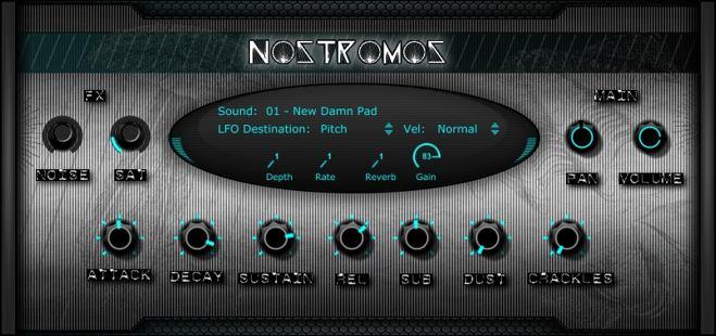 Nostromos Cinematic Plugin