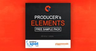 Producer's Elements Free Sample Pack by Piggysounds