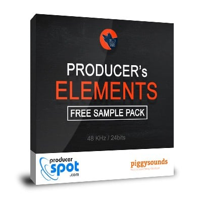 دانلود پک سمپلProducer's Elements Free Sample Pack by Piggysounds