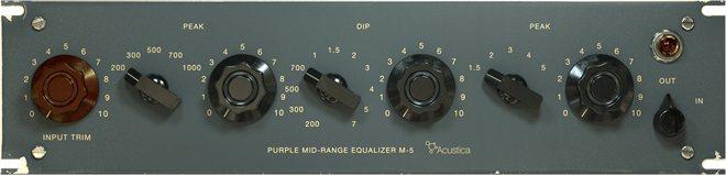 PurpleM5 EQ Plugin