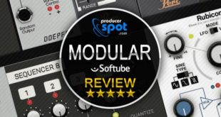 Review: Modular Synthesizer Plugin by Softube