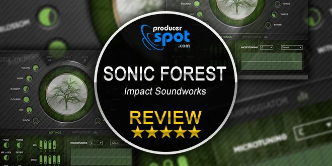 Sonic Forest Kontakt Instrument