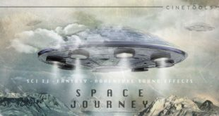 Cinetools: Space Journey Cinematic Samples by Freaky Loops