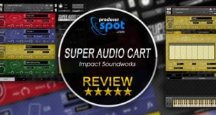 "Review: ""Super Audio Cart"" Library by Impact Soundworks"