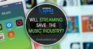 Will Streaming Save the Music Industry?