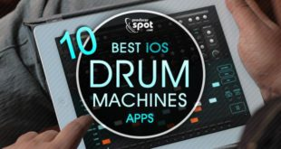10 Best iOS / iPad Drum Machines Apps