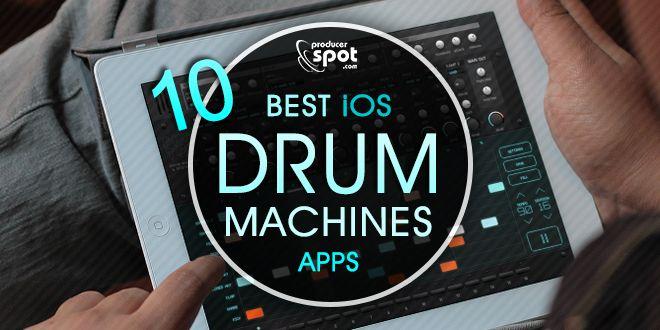 10 best ios ipad drum machines apps producerspot. Black Bedroom Furniture Sets. Home Design Ideas