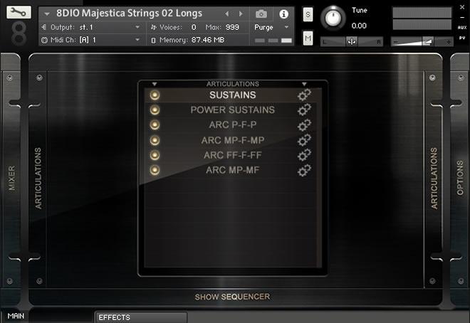 8Dio Majestica Orchestra