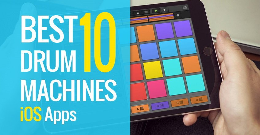 Best iOS Drum Machine Apps
