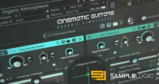 Cinematic Guitars Organic Atmospheres by Sample Logic