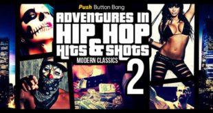 Adventures in Hip Hop Sample Pack by Push Button Bang